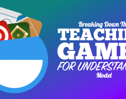 Teaching Games for Understanding Model