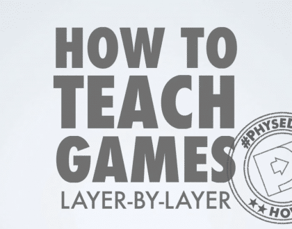 How to Layer #PhysEd Games