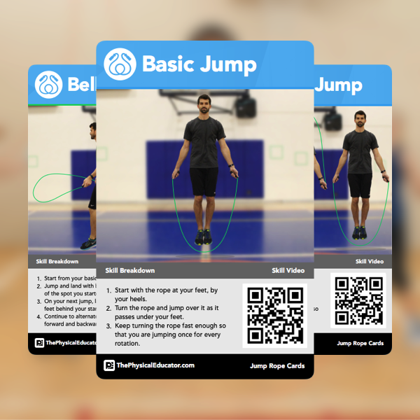 Jump Rope Cards