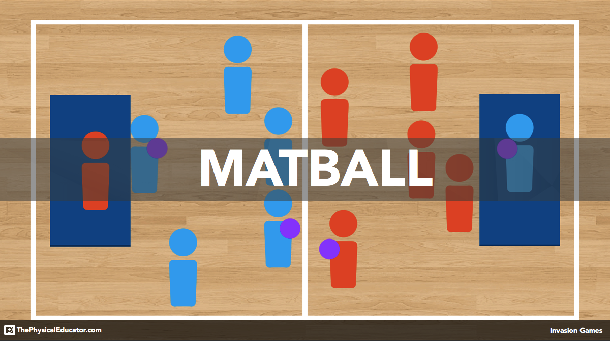 Matball Game Diagram