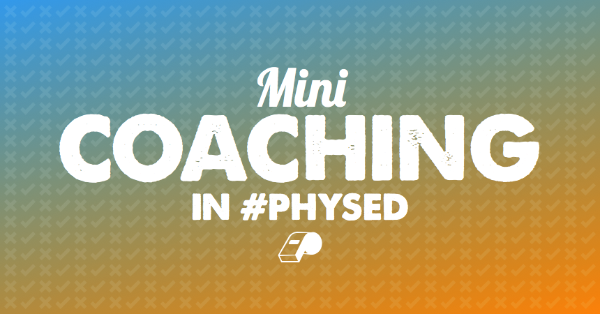 Mini Coaching In Physical Education