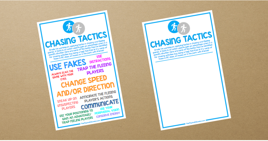 Chasing Tactics Database Poster Preview
