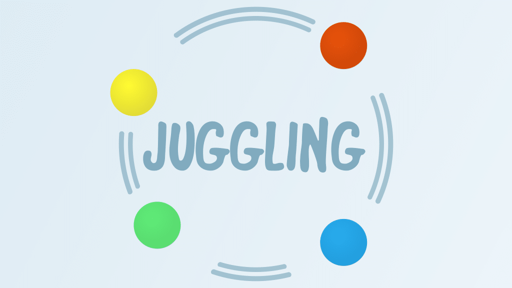 Physical Education Juggling Skills