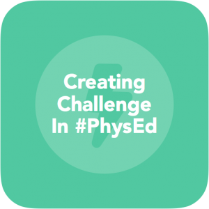 Challenge In Physical Education Tile
