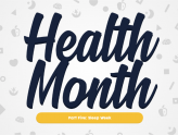 Health Month: Sleep Week