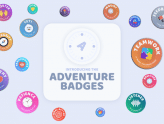 Introducing The Adventure Badges