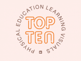 Top 10 Learning Visuals for Physical Education